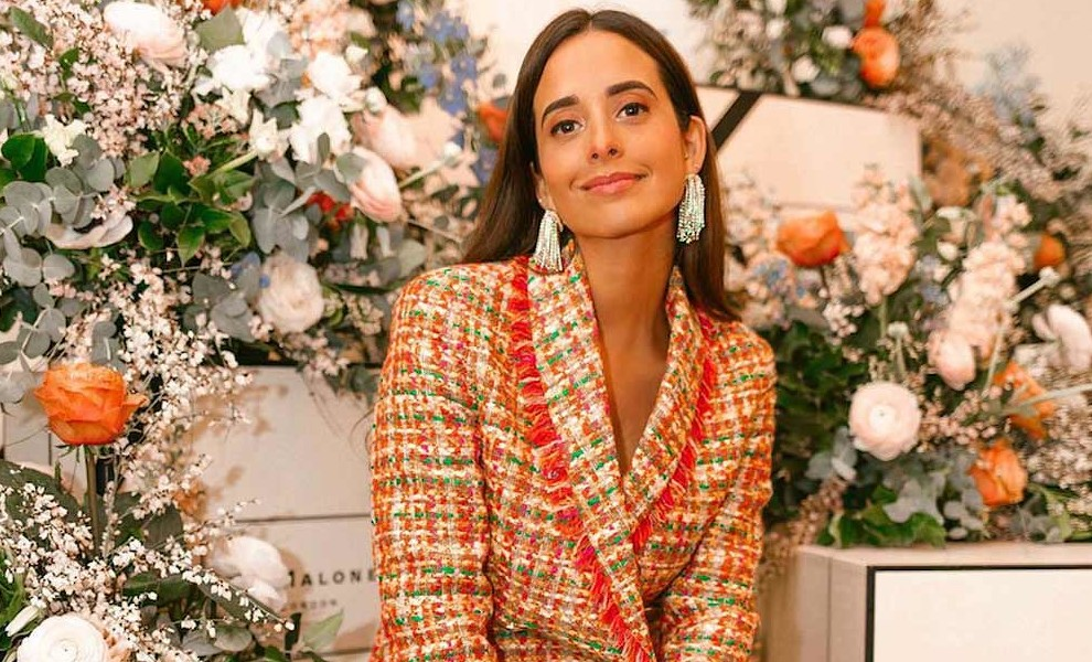 La chaqueta 'Tweed' arrasa entre nuetras influencers