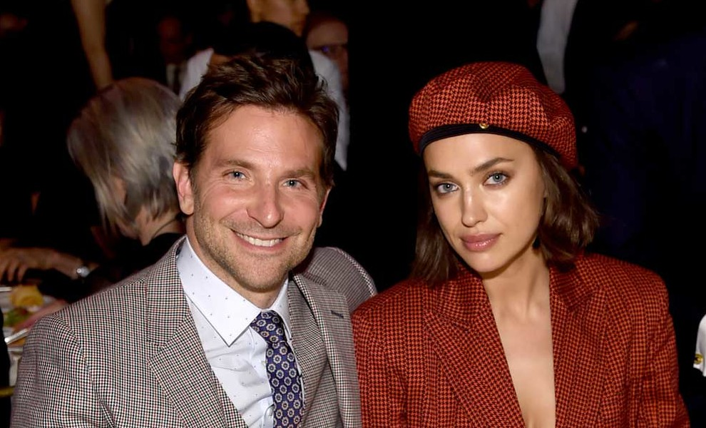 Irina Shayk y Bradley Cooper, todo glamour en los premios National Board of Review