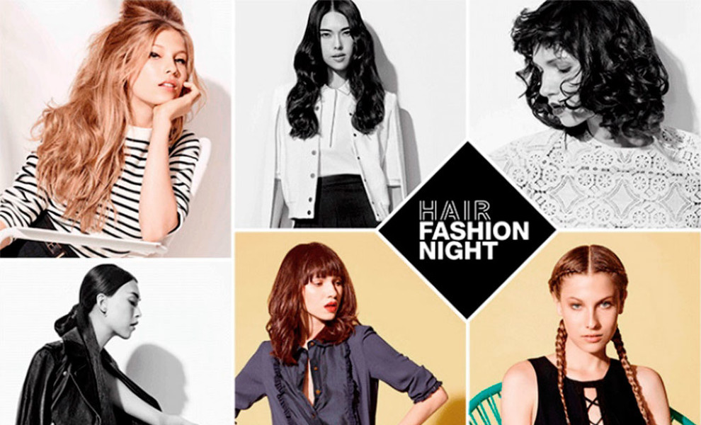 La 'Hair Fashion Night' llega a España