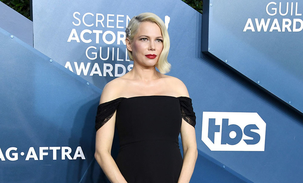 Michelle Williams, madre por segunda vez