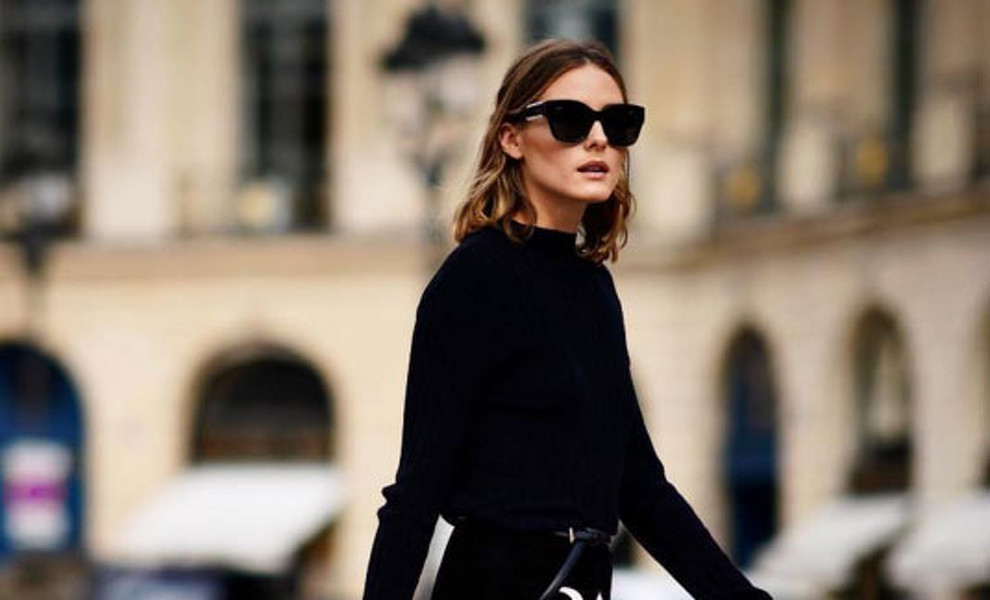 Olivia Palermo es la reina del 'mix and match'