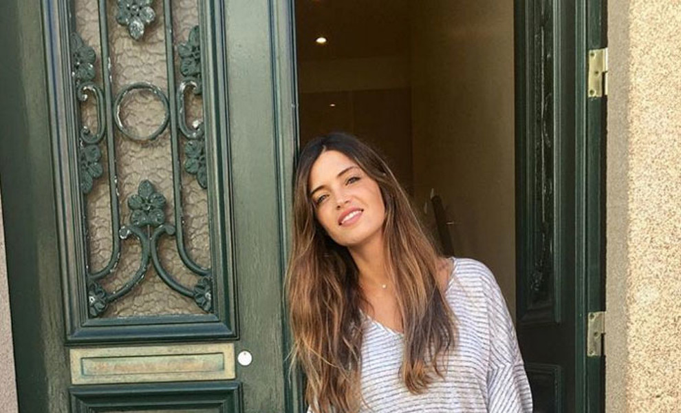 El look rockero de Sara Carbonero