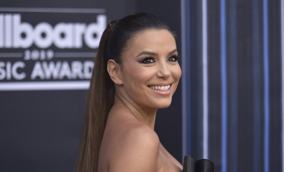 Eva Longoria: la reportera más cool de los Billboard Music Awards