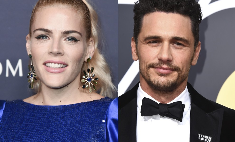 Busy Philipps no guarda buen recuerdo de James Franco
